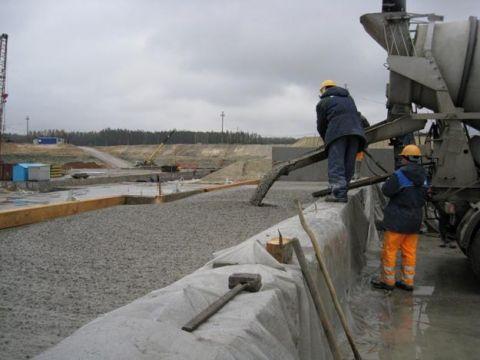 Нск бетон электропрогрева бетона